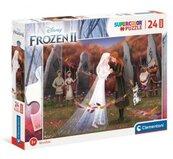 Puzzle 24 Maxi Super Kolor Frozen 2