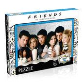 Puzzle 1000 Friends Milkshake