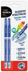 Długopis wymazywalny 2szt KIDEA
