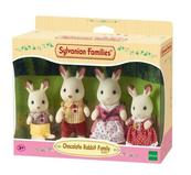 SYLVANIAN Rodzina królików z czekoladowymi uszkami 4150 p6