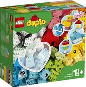 LEGO 10909 DUPLO CLASSIC Pudełko z serduszkiem p3