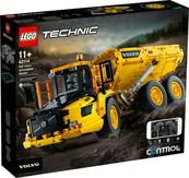 LEGO 42114 TECHNIC Wozidło przegubowe Volvo 6x6 p2