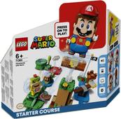 LEGO 71360 SUPER MARIO T Przygody z Mario — zestaw startowy p4