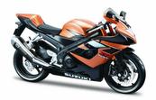 Maisto 31101-04 Motor Suzuki GSX-R1000 1:12