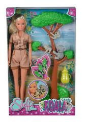 Lalka Steffi na ratunek koali Simba