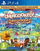 Overcooked: Jesz ile chcesz (PS4)