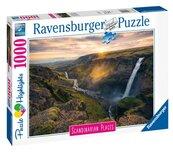 Puzzle 1000 Skandynawskie krajobrazy
