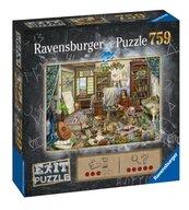 Puzzle 759 EXIT Studio artysty