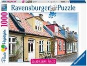 Puzzle 1000 Skandynawskie miasto 2