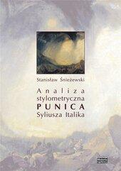 "Analiza stylometryczna ""Punica"" Syliusza Italika"