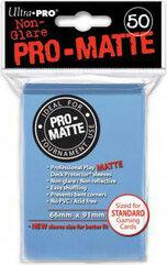 ULTRA-PRO Deck Protector - Pro-Matte Non-Glare Light Blue (Jasnoniebieski) 50 szt.