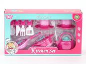 Zestaw kuchenny w pudełku 510722 ADAR