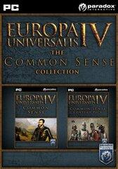 Europa Universalis IV: Common Sense Collection (PC) klucz Steam