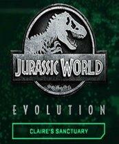 Jurassic World Evolution: Claire's Sanctuary - Klucz Steam