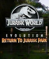 Jurassic World Evolution: Return To Jurassic Park (PC) Steam