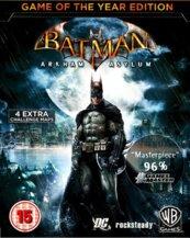 Batman: Arkham Asylum Game of the Year Edition (PC) Steam