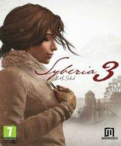 Syberia 3 (PC) klucz Steam