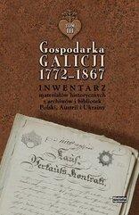 Gospodarka Galicji 1772-1867 T.4-5