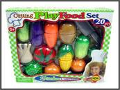 Warzywa krojone z deską w pudełku 20szt HIPO