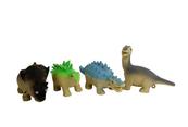 Dinozaur 13-17cm 4 rodzaje