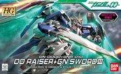 HG 1/144 OO RAISER + GN SWORD III BL