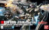 HGUC 1/144 RGM-89De JEGAN (ECOAS TYPE)