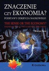 Znaczenie czy ekonomia? Podstawy odkrycia naukowego
