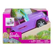 Barbie Plażowy Jeep GMT46 MATTEL