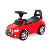 """Polesie 84545 Samochód-jeździk """"SuperCar"""" Nr2 z sygnałem dźwiękowym (czerwony)"""