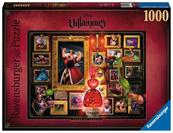 Puzzle 1000el Villainous Królowa Kier 150267 RAVENSBURGER