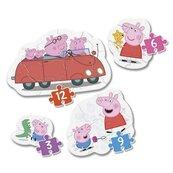 Moje Pierwsze Puzzle Peppa Pig
