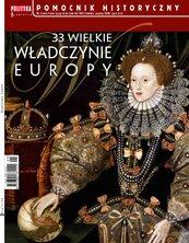Pomocnik Historyczny. 33 wielkie władczynie Europy 1/2021