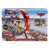 Cars Superpętla XRS Rocket Racing GJW44 p3 MATTEL