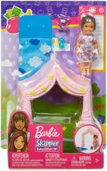 Barbie Skipper Zabawa w namiocie FXG97 FXG94 MATTEL