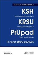 KSH. KRSU. PrUpad. 11 innych aktów prawnych