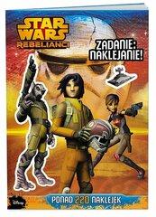 Star Wars Rebelianci Zadanie: naklejanie!