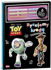 Toy Story. Rysujemy kredą