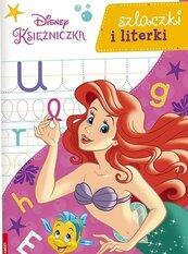 Disney Księżniczka. Szlaczki i literki