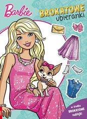 Barbie(R). Brokatowe Ubieranki