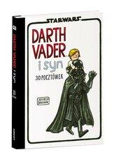 Star Wars. Darth Vader i syn. 30 pocztówek