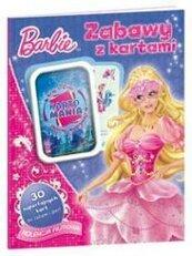 Zabawy z kartami - Barbie