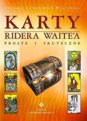 Karty Ridera Waite`a. Proste i skuteczne (karty)