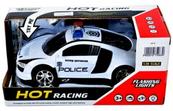 Auto Policja światło/dźwięk MC