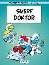 Przygody Smerfów Tom 18 Smerf Doktor