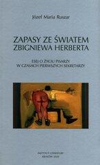 Zapasy ze światem Zbigniewa Herberta