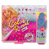 Lalka Barbie Kolorowa Niespodzianka Fantazja Syrenka GXV93 MATTEL