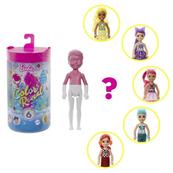 Lalka Barbie Chelsea Color Reveal Monochrom GTT24 GWC60 p6 MATTEL