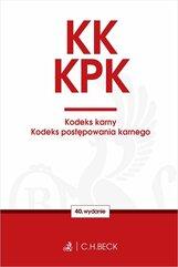 KK. KPK. Kodeks karny Kodeks postępowania karnego Edycja Prokuratorska
