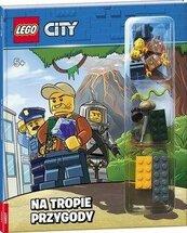 LEGO(R) City. Na tropie przygody + klocki
