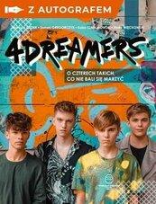 4Dreamers - książka ze zdjęciem i autografem